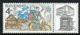 SLOVAKIA 1998 Stamp Day MNH / **.  Michel 328 - Slovakia