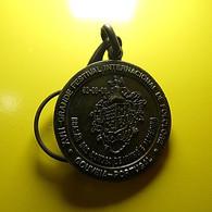 Key-Ring - Rancho Folclórico De Gouveia - Serra Da Estrela - Schlüsselanhänger