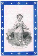 Dp. Bardieur Emma. Dochter V. Honoré E. V. Vermeiren Carolina. ° Verrebroeck 1888 † Verrebroeck 1895  (2 Scan's) - Godsdienst & Esoterisme