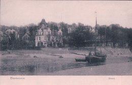 Allemagne, Blankenese Elbe, Strand, Bateau à Voile (1501) - Blankenese