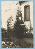 TH0287   Photo REMIREMONT (Vosges)  Souvenir Du 20 Décembre 1918 - La Directrice De Jeanne D'Arc ++++++++ - Photographs