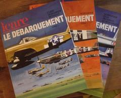 Revue Icare N° 109/110/11 - 1984 - Le Débarquement Corse Normandie Provence Italie Resistance - Aviación
