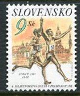 SLOVAKIA 1997 Half-marathon Championship  MNH / **.  Michel 288 - Ungebraucht