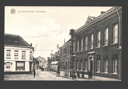 Sint-Gillis-Waas / St-Gillis-Waas - Kerkstraat - Sint-Gillis-Waas