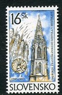 SLOVAKIA 1997 Franciscan Church  MNH / **.  Michel 275 - Nuevos