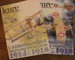 Revue Icare N° 85/88 - 1978/79 - L'aéronautique Militaire Française - Aviación