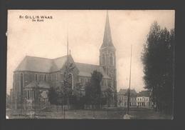 Sint-Gillis-Waas / St Gillis Waas - De Kerk - Sint-Gillis-Waas