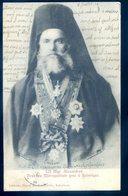 Cpa De Grèce Mgr Alexandros Nouveau Métropolitain Grec à Salonique  DEC19-04 - Griechenland