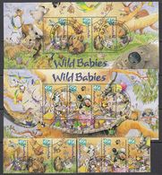 Australia - ANIMALS / WILD BABIES 2001 - 2000-09 Elizabeth II
