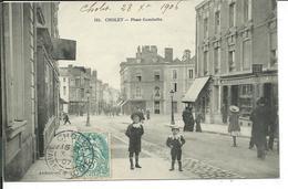 Cholet- Place Gambetta - Cholet