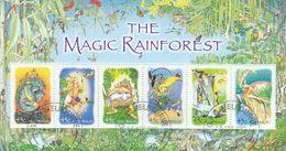 Australia - MAGIC RAIFOREST 2002 - 2000-09 Elizabeth II