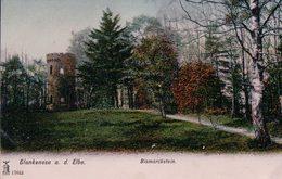 Allemagne, Blankenese A. D. Elbe, Bismarckstein (17642) - Blankenese