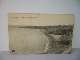 HÉRAULT 73. CETTE SETE 34 HÉRAULT PLAGE DE LA CORNICHE CPA 1907 - Sete (Cette)