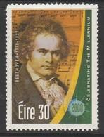 Ireland 2000 Celebrating The Millennium - Art 30P Multicoloured SW 1232 O Used - Used Stamps