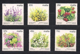 Malta Malte 2003 Yvertn° 1222-1227 *** MNH Cote 14,50 Euro Flore Fleurs Bloemen Flowers - Malta