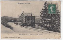 88 GRANGES  Ecole De Berchigranges En Hiver - Granges Sur Vologne