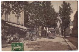 GRAND-MONTROUGE - Le Bazar Du Progrès - Avenue De La Rézpublique - Montrouge