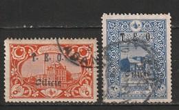 Cilicie N° 60, 69 - Cilicien (1919-1921)