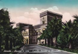 ACIREALE - CATANIA - CASTELLO PENNISI DI FLORISTELLA - 1957 - Acireale