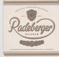 RADEBERGER - Sous-bocks