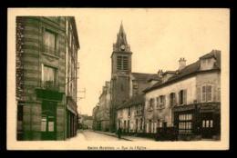 95 - SAINT-GRATIEN - RUE DE L'EGLISE - Saint Gratien