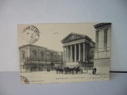 MONTPELLIER 34 HÉRAULT LE PALAIS DE JUSTICE CPA 1913 - Montpellier