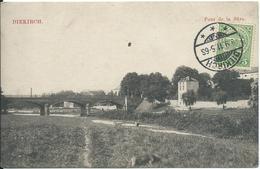 Diekirch,Pont De La Sûre 1911 - Diekirch