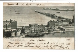 CPA-Carte Postale-Royaume Uni-Dover-Prince Of Wales Pier-1904 VM10152 - Dover