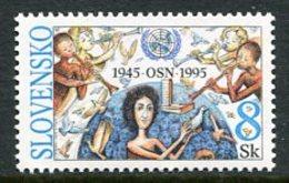 SLOVAKIA 1995 UNO Anniversary  MNH / **.  Michel 241 - Ungebraucht