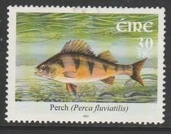 Ireland 2001 Freshwater Fish 30/38P Multicoloured SW 1370 O Used - Used Stamps