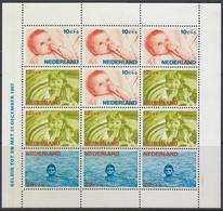 NIEDERLANDE Block 5, Postfrisch **, Kinder, 1966 - Blocs
