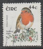 Ireland 2002 Birds 44C Multicoloured SW 1392 O Used - Used Stamps