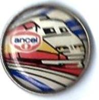 MARQUES DIVERSES - M477 - ANCEL - TGV - Verso : PICHARD - TGV