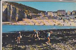 76  - YPORT  - Cueillette Des Moules..1976 - Yport