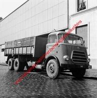 Vrachtwagen Van Bellinghen-Dams Uit Dieghem In April 1962 - Photo 15x15cm - Camion DAF - Automobiles