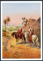 D0363 - TOP Karl May - Von Bagdad Nach Stambul - Titelbild Firuz Askin - Sonstige