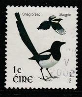 Ireland 2002 Birds 1C Multicoloured SW 1383 O Used - Used Stamps