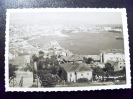 Old Post Card Carte Karte Yugoslavia 1938 Split Croatia Marjana - 1931-1941 Kingdom Of Yugoslavia