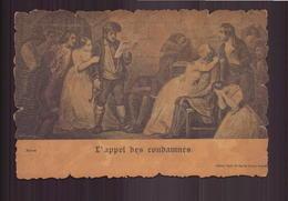 L APPEL DES CONDAMNES - Geschiedenis