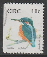 Ireland 2002 Birds 10C Multicoloured SW 1400 O Used - Used Stamps