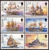 Jersey 2001 Yvertn° 968-73 *** MNH Cote 12 Euro  Bateaux Boten Ships - Jersey