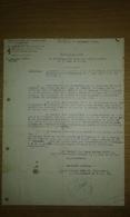 Judaisme : Décision De Réintégration Dans Les Ordres De L'armée De L'air à Alger De 1943 D'un Militaire Juif - 1939-45