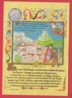 CP-34-Histoire Illustrée De SAINT-GUILHEM-le-DÉSERT _Charlemagne Et Guillaume D'Orange * 2 SCAN- - Autres Communes