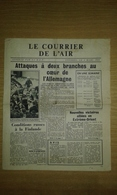 Tract Le Courrier De L'air Du 2 Mars 1944 - 1939-45