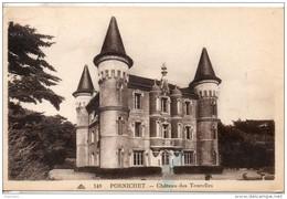 44. Pornichet. Chateau Des Tourelles - Pornichet