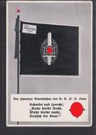 C30 / Drittes Reich / Sturmfahne Deutsch Die Saar , Saarbrücken - Weltkrieg 1939-45