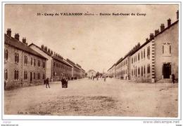 Camp De VALDAHON Entrée Sud-Ouest Du Camp - France