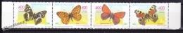 Equatorial Guinea - Guinée Équatoriale 2000 Edifil 267- 270, Butterflies - MNH - Äquatorial-Guinea