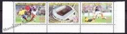 Equatorial Guinea - Guinée Équatoriale 2003 Edifil 304- 306, FIFA World Cup Korea Japan 2002 - MNH - Äquatorial-Guinea