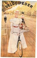 Velocipeder Cycles  -  Publicité Vélos   -  CPM - Ciclismo